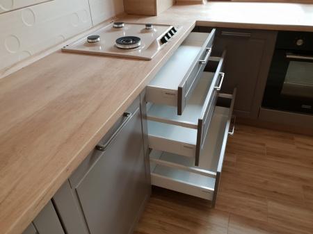 Mobilă bucătărie la comandă Nr.1386
