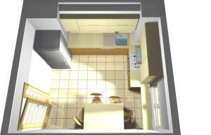 Ofertă preț bucătărie Norvinia Nr-135