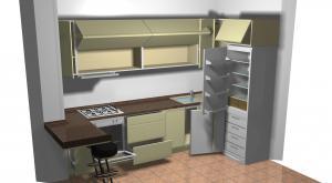 Ofertă preț bucătărie Norvinia Nr-171