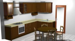 Ofertă preț bucătărie Norvinia Nr-260