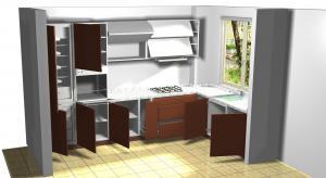 Ofertă preț bucătărie Norvinia Nr-4 [1]