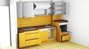 Ofertă preț bucătărie Norvinia Nr-421