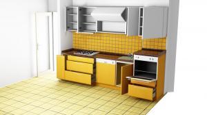 Ofertă preț bucătărie Norvinia Nr-423
