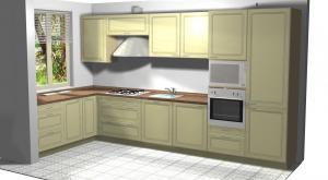 Proiect bucătărie Norvinia Nr-25 [0]