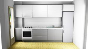Proiect bucătărie la comandă Norvinia nr.321