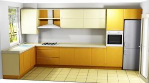 Proiect bucătărie la comandă Norvinia nr.334