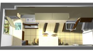 Proiect bucătărie la comandă Norvinia nr.333