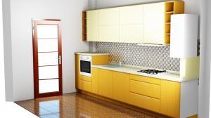 Proiect bucătărie la comandă Norvinia nr.342