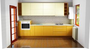 Proiect bucătărie la comandă Norvinia nr.343
