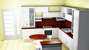 Proiect bucătărie la comandă Norvinia nr.366