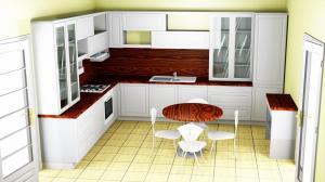 Proiect bucătărie la comandă Norvinia nr.365