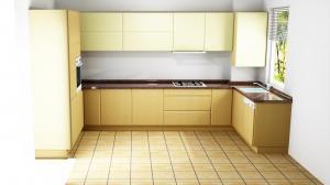 Proiect bucătărie la comandă Norvinia nr.394