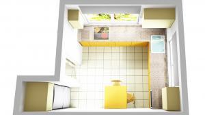 Proiect bucătărie la comandă Norvinia nr.414