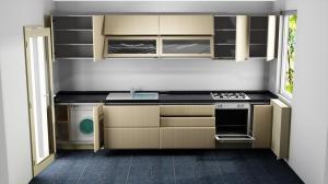 Proiect bucătărie la comandă Norvinia nr.463