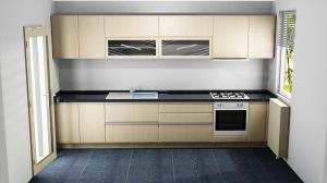 Proiect bucătărie la comandă Norvinia nr.462