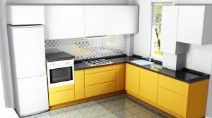 Proiect bucătărie la comandă Norvinia nr.480