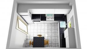 Proiect bucătărie la comandă Norvinia nr.493