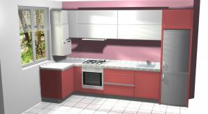 Proiect bucătărie Norvinia Nr-5 [0]