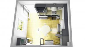 Proiect bucătărie la comandă Norvinia nr.505