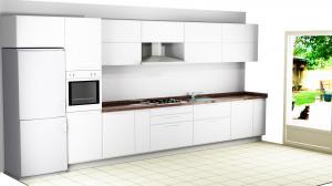 Proiect bucătărie la comandă Norvinia nr.543