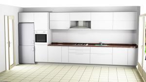 Proiect bucătărie la comandă Norvinia nr.540