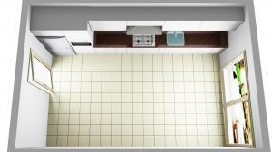 Proiect bucătărie la comandă Norvinia nr.544