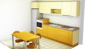 Proiect bucătărie la comandă Norvinia nr.612