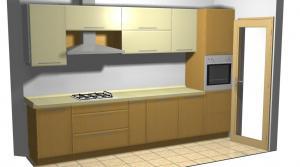 Proiect bucătărie Norvinia Nr-7 [0]