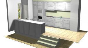 Proiect bucătărie Norvinia Nr-9 [0]