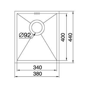 Pyramis Tetragon 1B 34x401