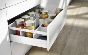 Sistem compartimentare sertare Orga-Line - Tandembox - front înalt0