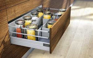 Sistem compartimentare sertare Orga-Line - Tandembox - front înalt2