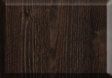 Stejar Thermo Negru Brun0