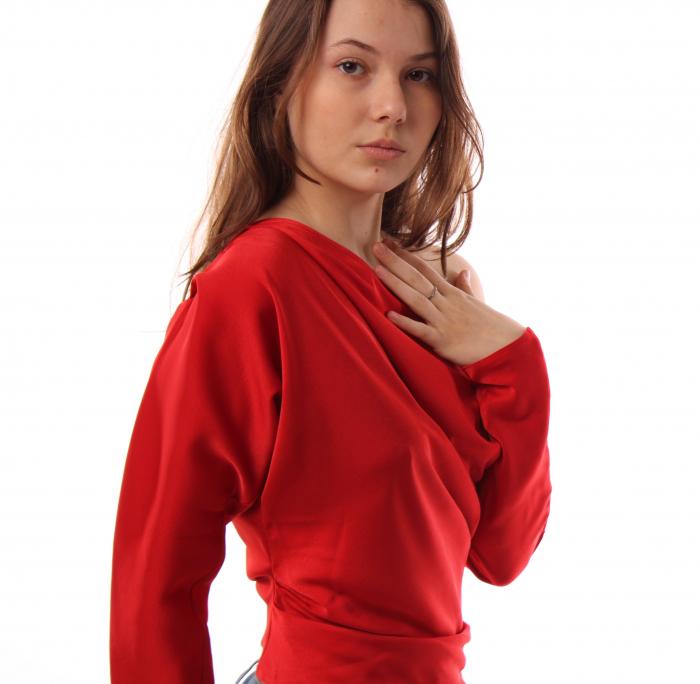 Bluza Morgan Red [3]