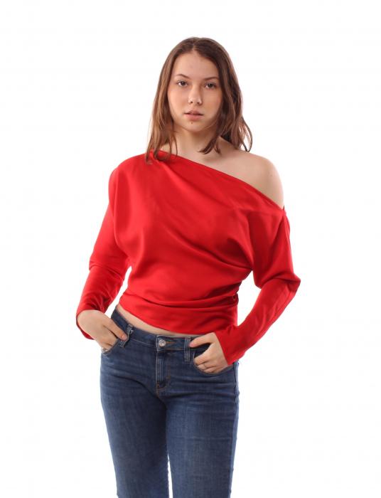Bluza Morgan Red [0]