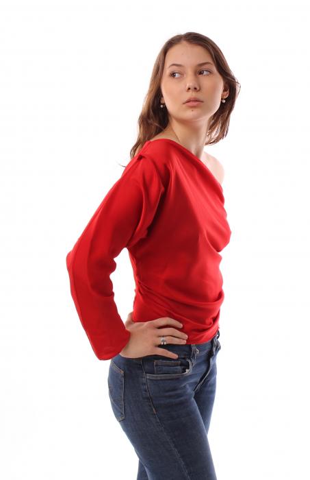 Bluza Morgan Red [1]