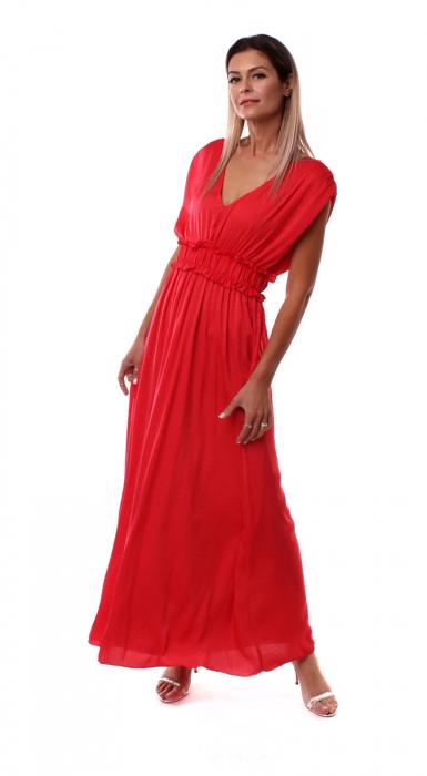 Rochie maxi Rouge d'Evolet [8]