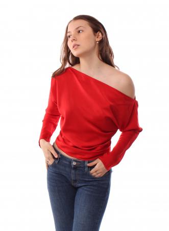 Bluza Morgan Red [2]