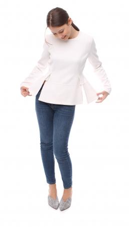Bluza White Lacroix [1]