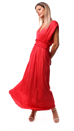 Rochie maxi Rouge d'Evolet [3]