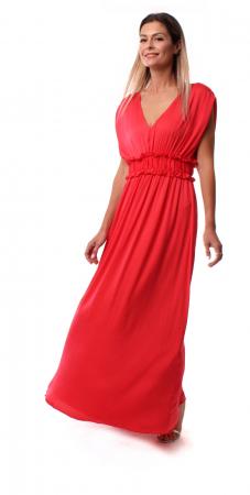 Rochie maxi Rouge d'Evolet [6]