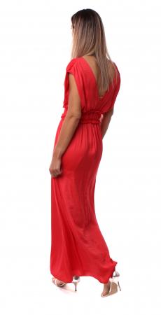 Rochie maxi Rouge d'Evolet [2]