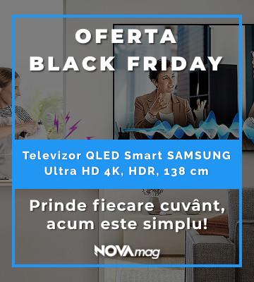 Televizor Samsung 55Q70TA, 138 cm, Smart, 4K Ultra HD, QLED