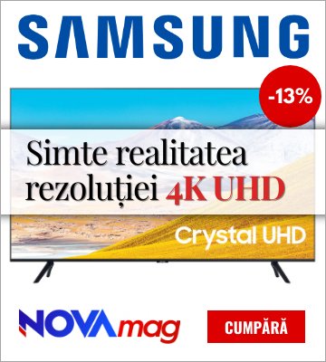 Televizor Samsung 65TU8072, 163 cm, Smart, 4K Ultra HD, LED