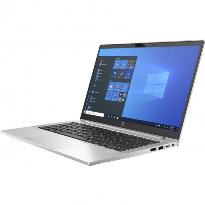 Laptop HP 13.3'' ProBook 430 G8, FHD, Procesor Intel® Core™ i7-1165G7 (12M Cache, up to 4.70 GHz, with IPU), 8GB DDR4, 256GB SSD, Intel Iris Xe, Win 10 Pro, Silver, 203F6EA [3]