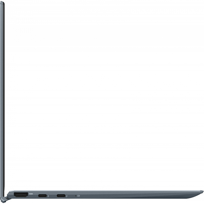 Ultrabook ASUS 13.3'' ZenBook 13 OLED UX325EA-KG271T, FHD, Procesor Intel® Core™ i5-1135G7 (8M Cache, up to 4.20 GHz), 16GB DDR4X, 512GB SSD, Intel Iris Xe, Win 10 Home, Pine Grey [10]