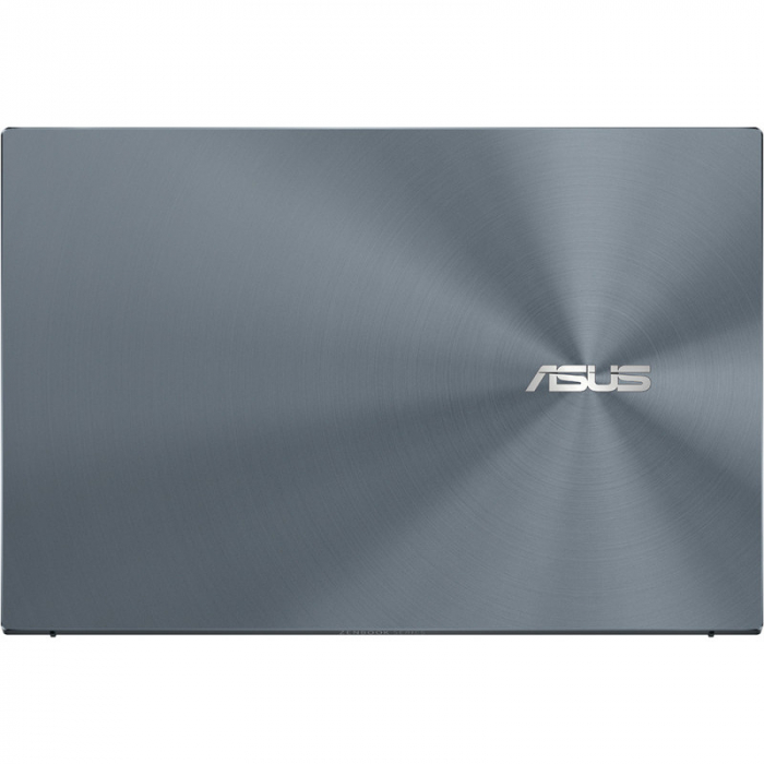 Ultrabook ASUS 13.3'' ZenBook 13 OLED UX325EA-KG271T, FHD, Procesor Intel® Core™ i5-1135G7 (8M Cache, up to 4.20 GHz), 16GB DDR4X, 512GB SSD, Intel Iris Xe, Win 10 Home, Pine Grey [17]