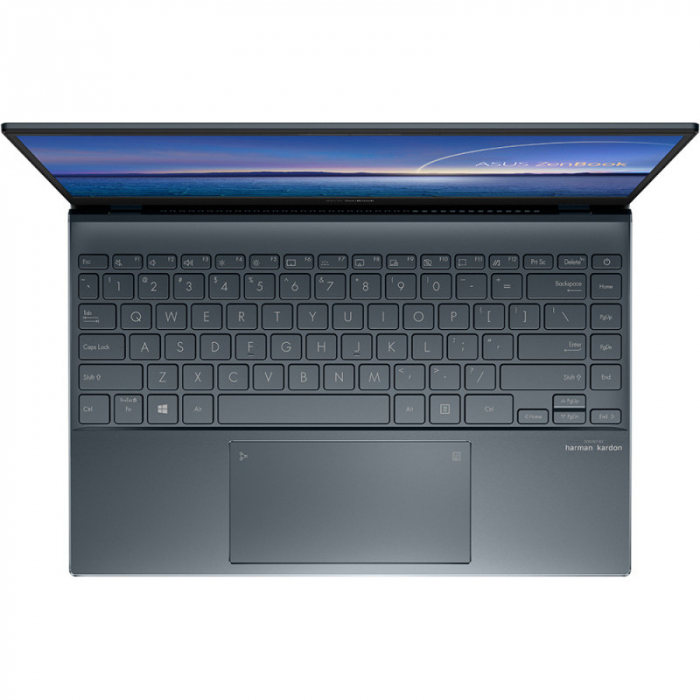 Ultrabook ASUS 13.3'' ZenBook 13 OLED UX325EA-KG271T, FHD, Procesor Intel® Core™ i5-1135G7 (8M Cache, up to 4.20 GHz), 16GB DDR4X, 512GB SSD, Intel Iris Xe, Win 10 Home, Pine Grey [3]