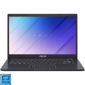 Laptop ASUS 14'' E410MA-EK211, FHD, Procesor Intel® Celeron® N4020 (4M Cache, up to 2.80 GHz), 4GB DDR4, 256GB SSD, GMA UHD 600, No OS, Peacock Blue 0