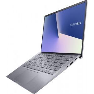Ultrabook ASUS 14'' ZenBook 14 UM433IQ-A5026, FHD, Procesor AMD Ryzen™ 7 4700U (8M Cache, up to 4.1 Ghz), 16GB DDR4X, 512GB SSD, GeForce MX350 2GB, No OS, Light Grey [7]